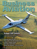 Business & Commercial Aviation Magazine